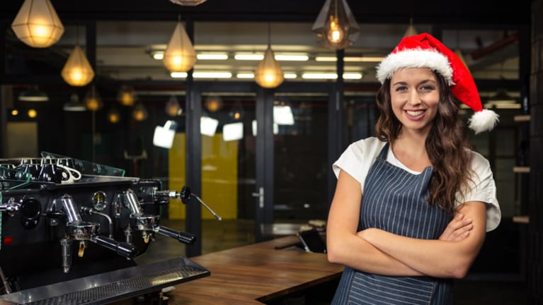 Pay Is Rising for Seasonal Holiday Workers
