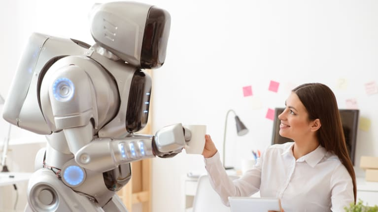 Job Seekers Feel More Threatened by Human Competition than Robots