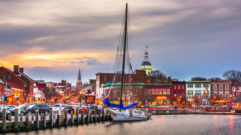 Annapolis waterfront