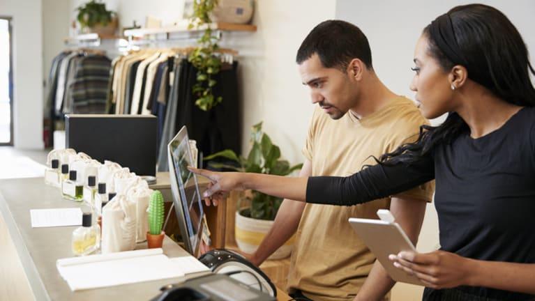 retail salesperson