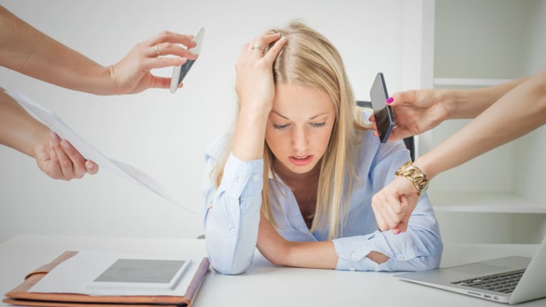 In Focus: If Your Job, Co-Workers and Boss Stress You Out...