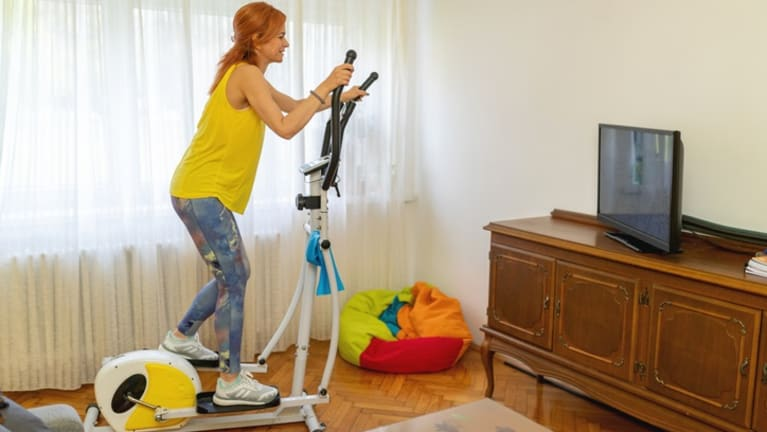 Post-Pandemic, Should Employers Still Subsidize Fitness at Home?