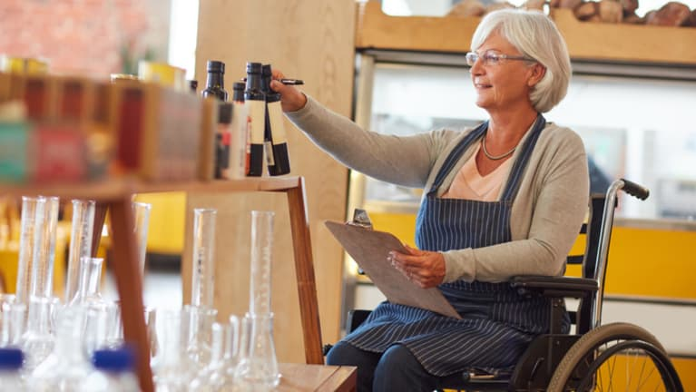 Apprenticeships Help People with Disabilities Enter Workforce