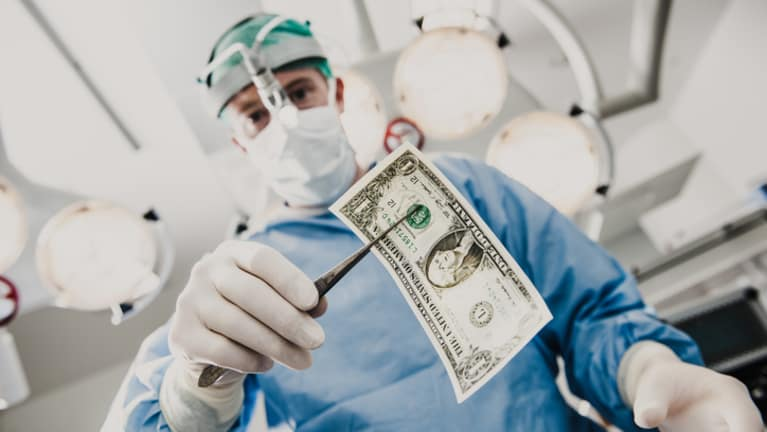 Workers Pay More of Rising Health Costs