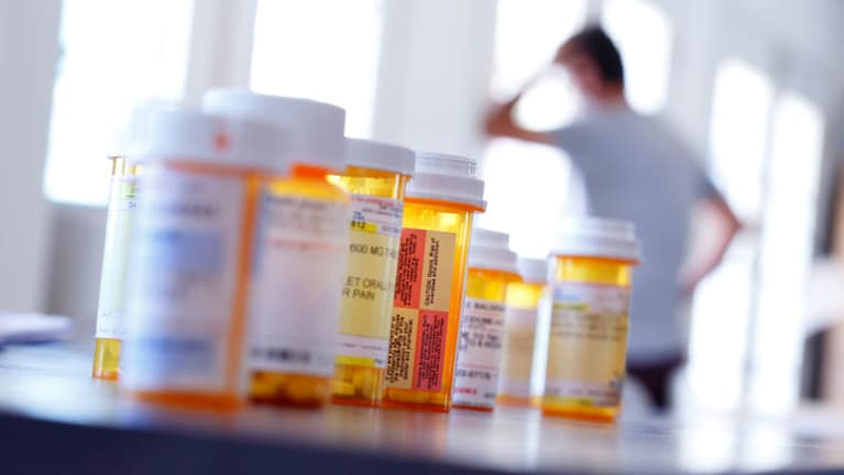 Fewer Workers Test Positive for Prescription Opioid Use