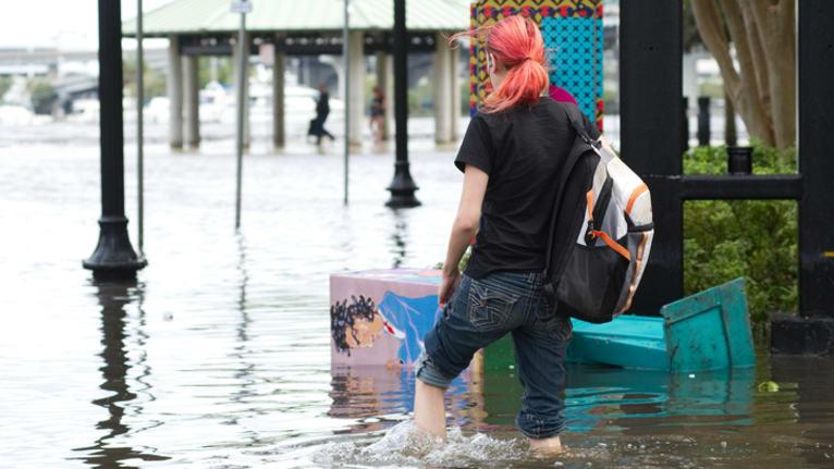 Hurricanes Harvey, Irma Undercut U.S. Employment Reporting in September