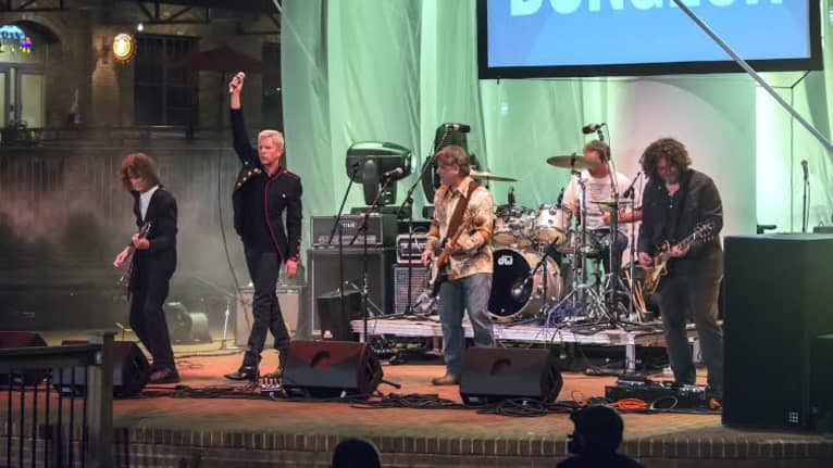 Company Bands Rock Out: Why Making Music Is Good for Business