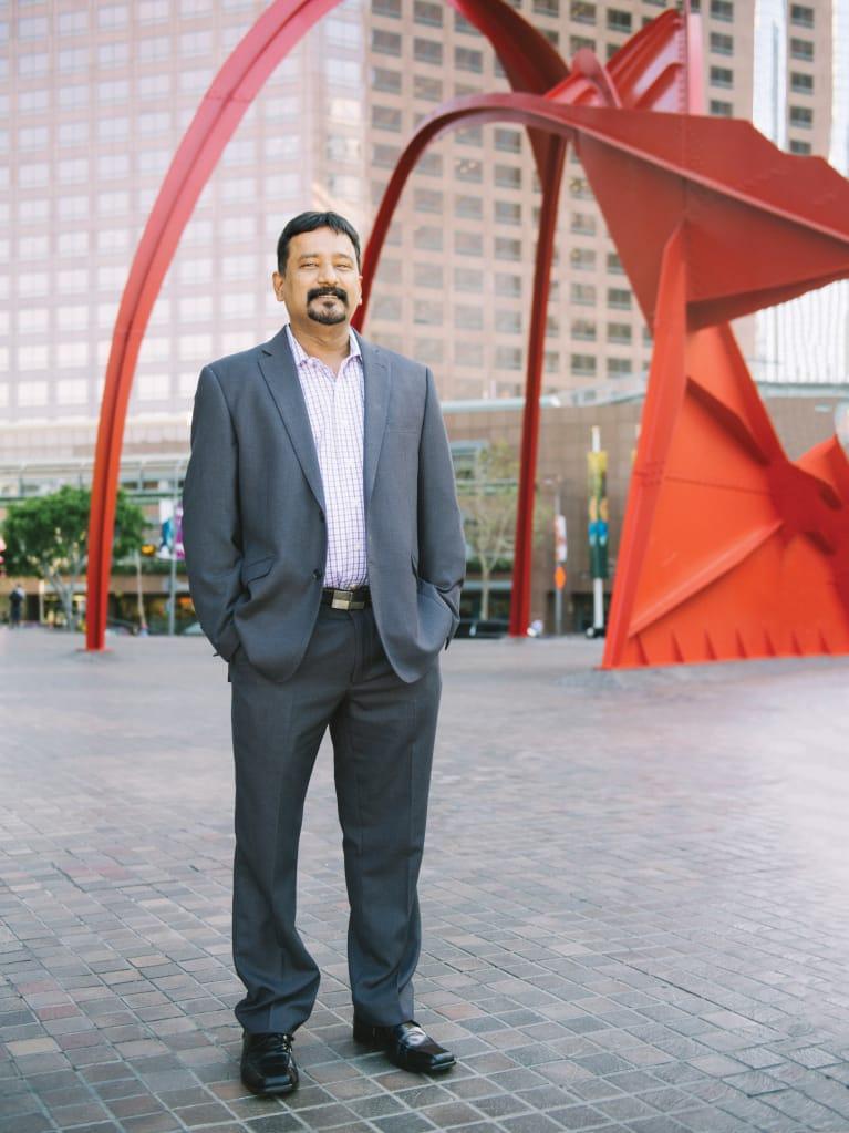 Member Spotlight: Baskaran Ambalavanan
