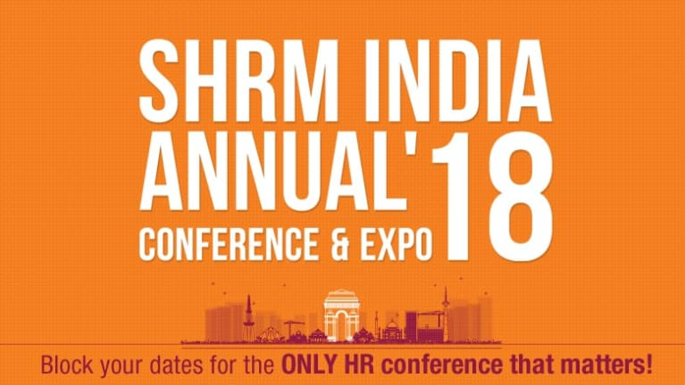 SHRM India Annual Conference & Expo 2018 Highlights