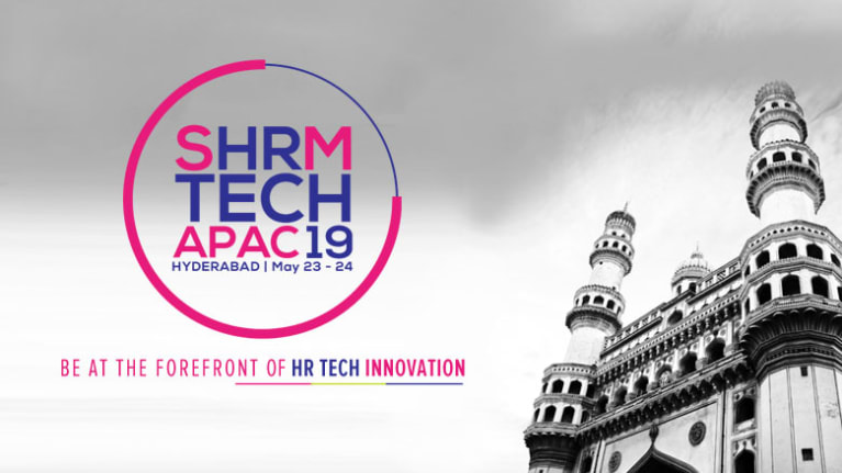 SHRM Tech APAC 2018 Highlights