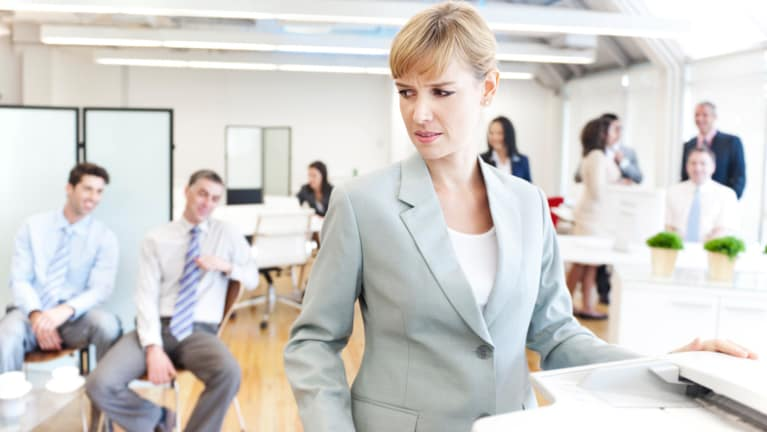 Subtle Sexism and the Open Office Floor Plan