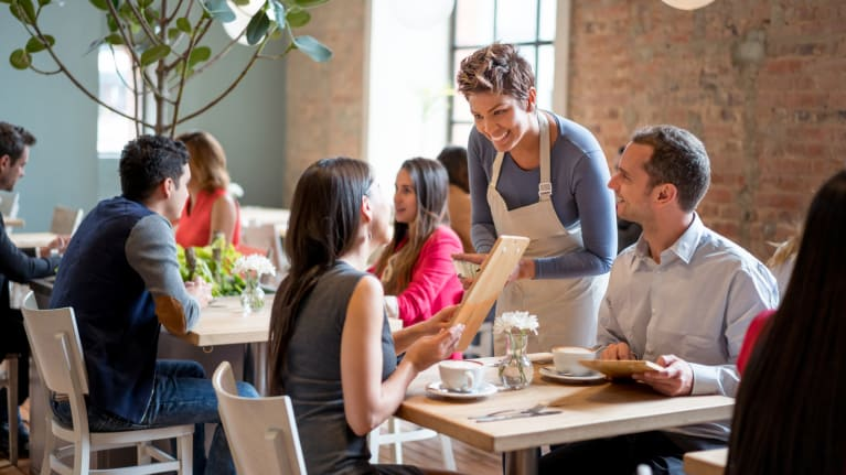 Will Washington, D.C., Voters Eliminate Tipped Restaurant Wages?