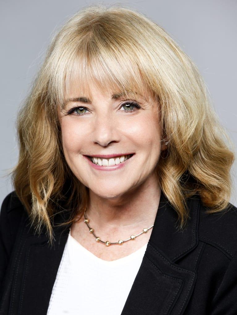 Bonnie Marcus, author