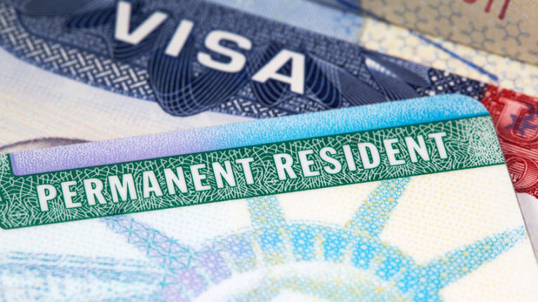 Applications for H-1B Visas Drop for First Time in Years