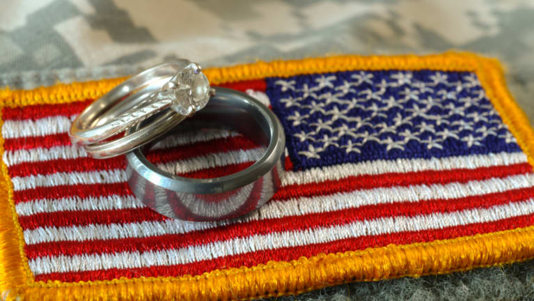 DOD Program Lifts Barriers to Military Spouses Employment
