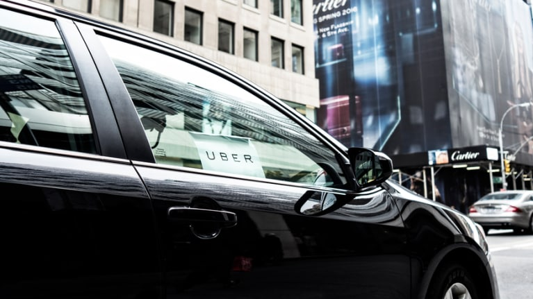 New York Uber Drivers Can Collect Unemployment Benefits