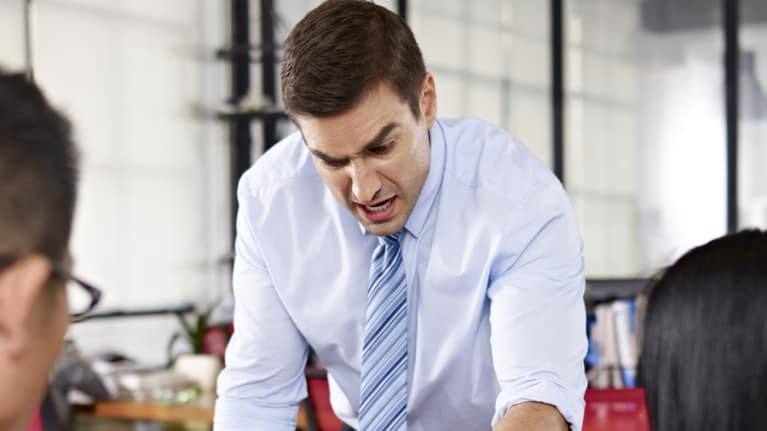 Top Traits of Bad Managers: 'Clueless,' 'Focus on Negatives'