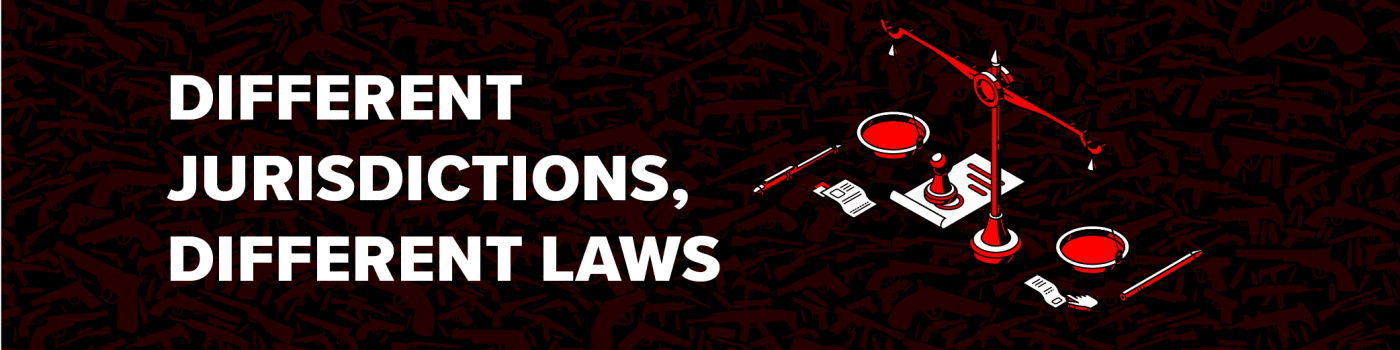 Different Jurisdictions, Different Laws