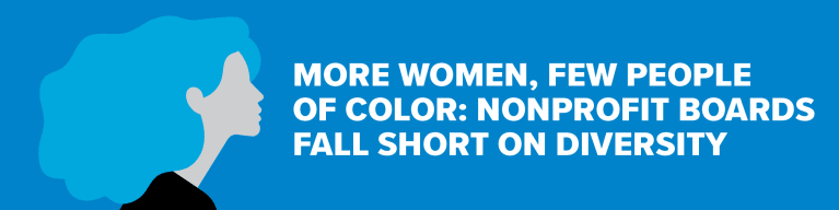 More Women, Fewer People of Color