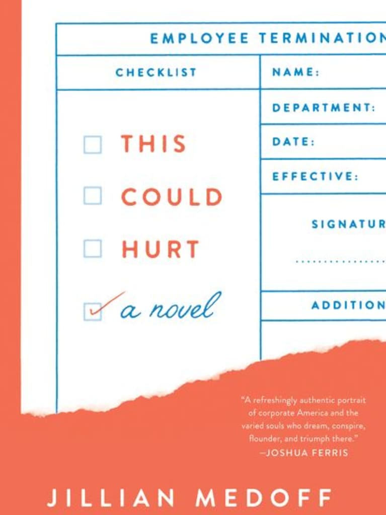 A Workplace Novel with Characters Youll Recognize
