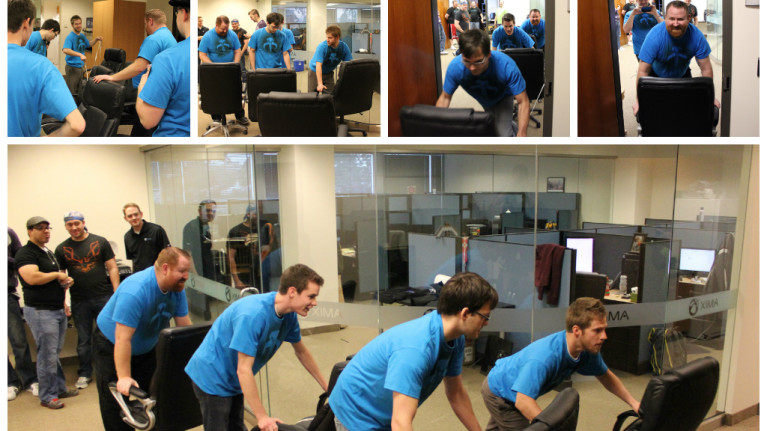 Utah Company Goes for Gold with Office Olympics