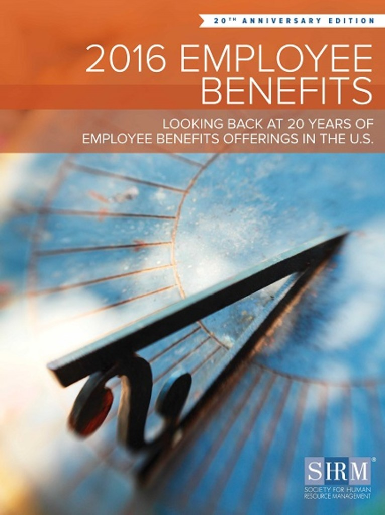 2016 Employee Benefits: Looking Back at 20 Years of Employee Benefits Offerings in the U.S.