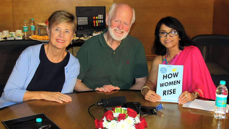In Conversation with Marshall Goldsmith & Sally Helgesen