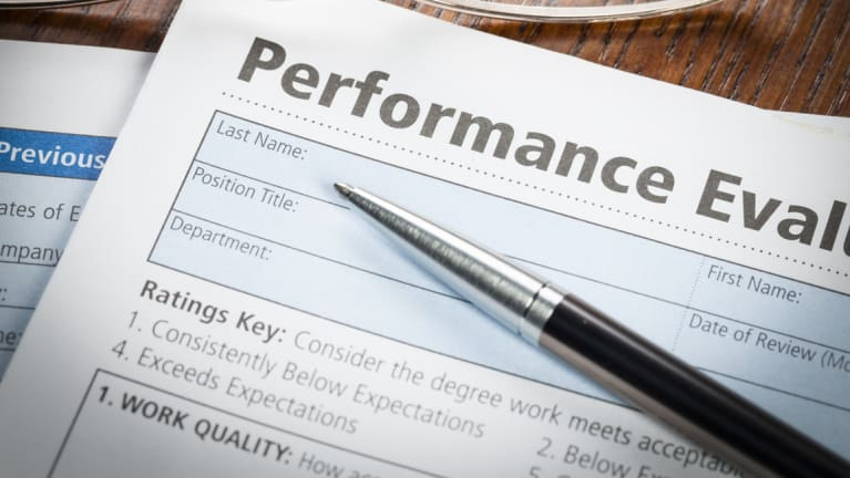 Make the Most of Your First Performance Review