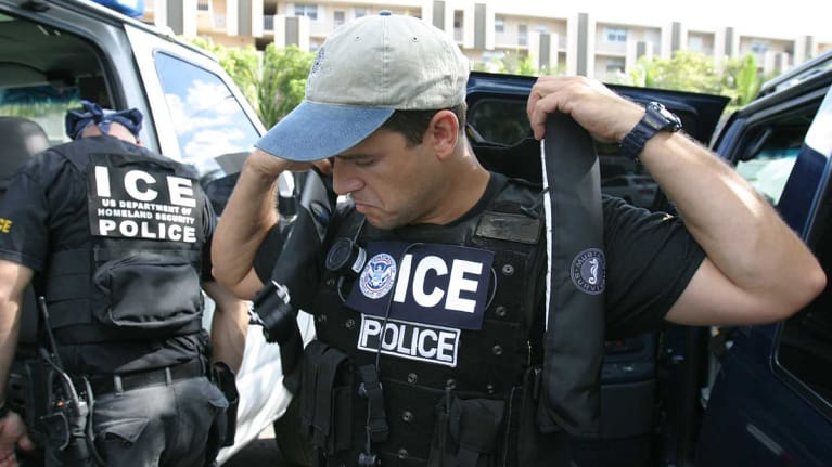 Largest Worksite Raid in 10 Years Signals More Aggressive Immigration Enforcement