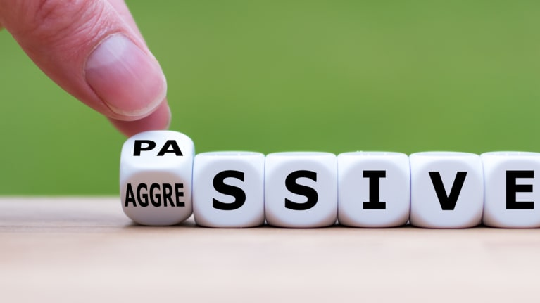Anger, Masked with a Smile: How to Handle Passive-Aggressive Workers