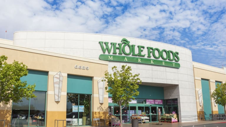 a Whole Foods Market store