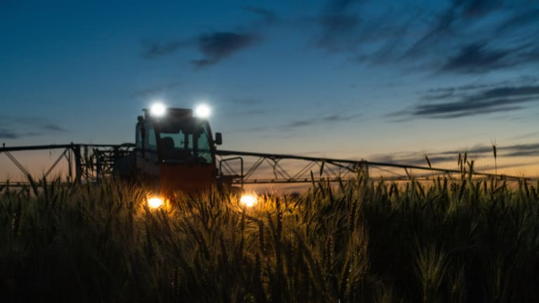 California's Proposed Regulations for Night Farm Work Spark Debate