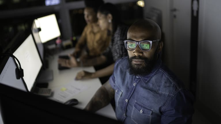 black men in tech