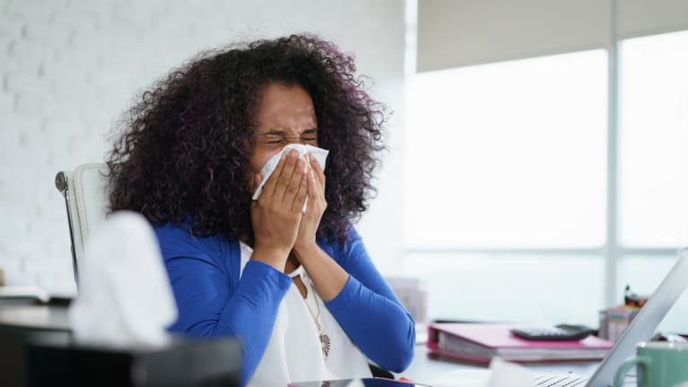 9 in 10 Workers Admit Going to Work Sick
