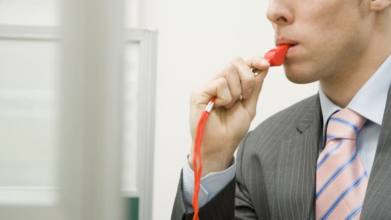 HR Should Educate Employees About Protecting Whistleblowers Rights