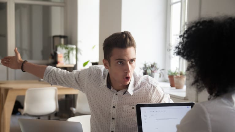 Shock to the System: Dealing with Toxic Staffers at Work