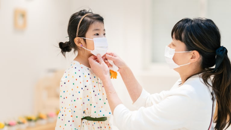 When Should Vaccinated Workers Keep Wearing Masks?