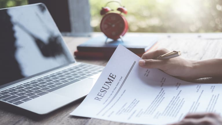 How Content and Structure Improve Resume Readability