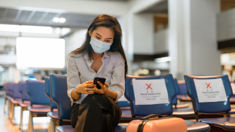 CDC Lifts Some Restrictions for Vaccinated Travelers
