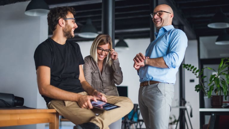 Harnessing the Potential of Workplace Friendships