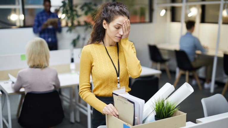 Laid Off? Make the Most of Your Time