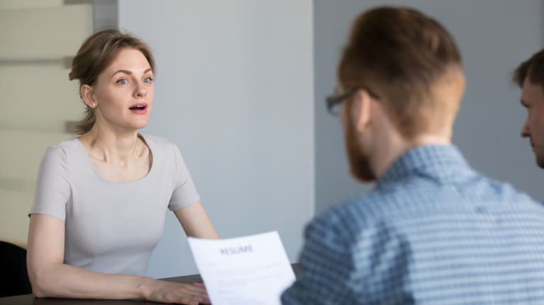Interview Icebreakers Can Land You in Hot Water