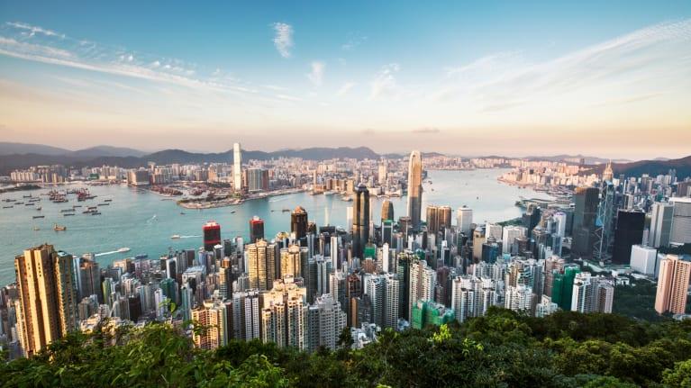 Hong Kong Protests Impact HR