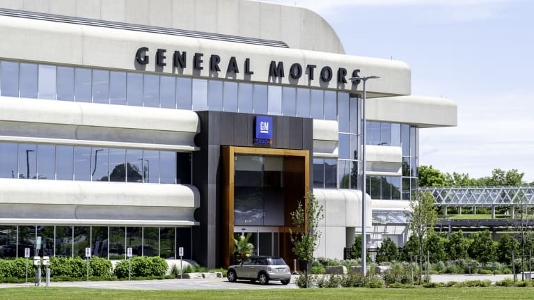 General Motors Campus