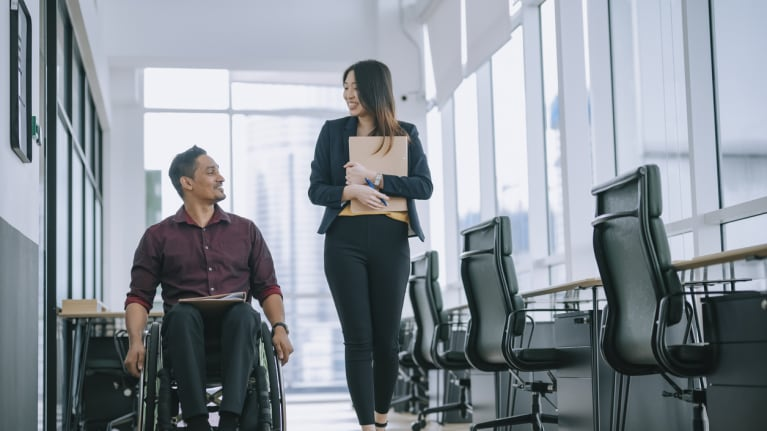 How Managers Can Move Employees with Disabilities into Leadership