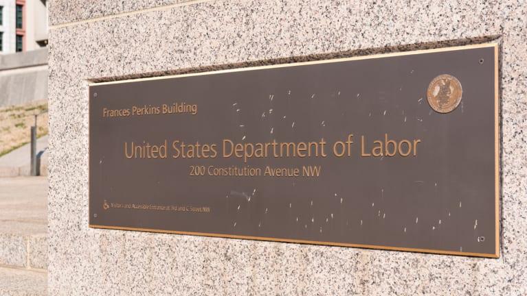 Department of Labor headquarters