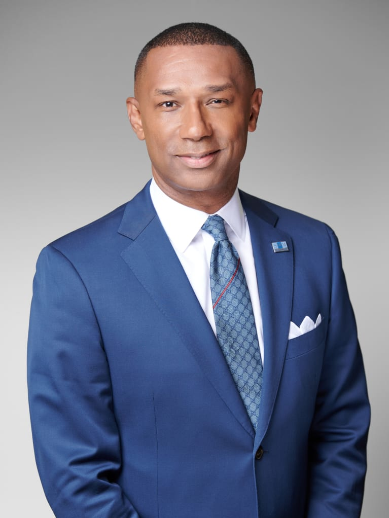 SHRM President and CEO Johnny C. Taylor, Jr., SHRM-SCP