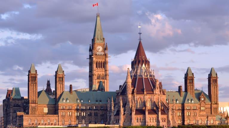 Canadian Parliament Building
