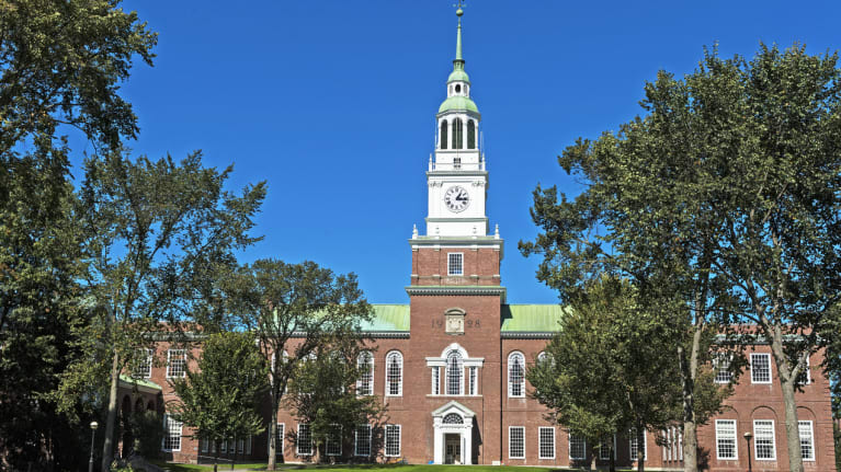 Dartmouth Agrees to Settle Sexual Misconduct Claims for $14 Million