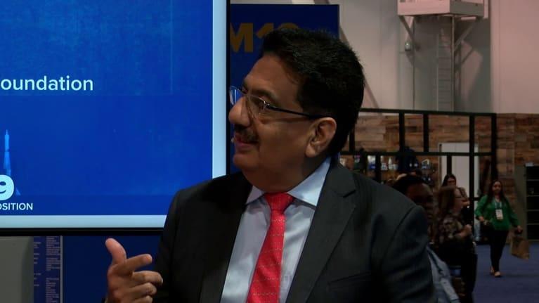 """""""Hot Takes"""" with Vineet Nayar at #SHRM19"""